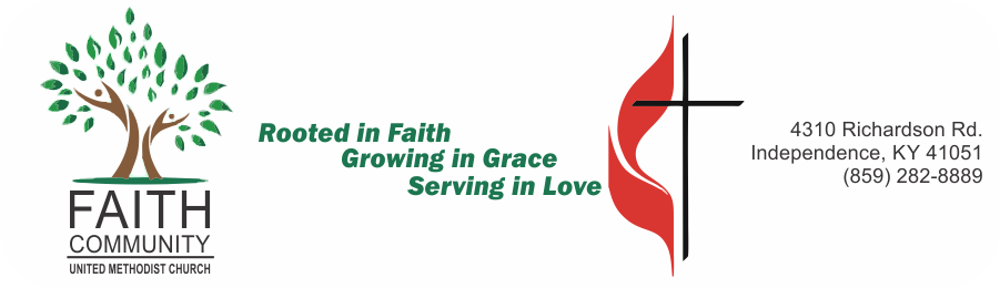 Faith Community United Methodist Church Logo